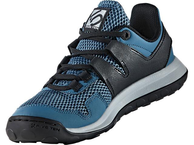 adidas Five Ten Access Mesh Zapatillas Mujer, blanch blue